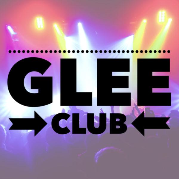 Glee Club. Nightclub lights.