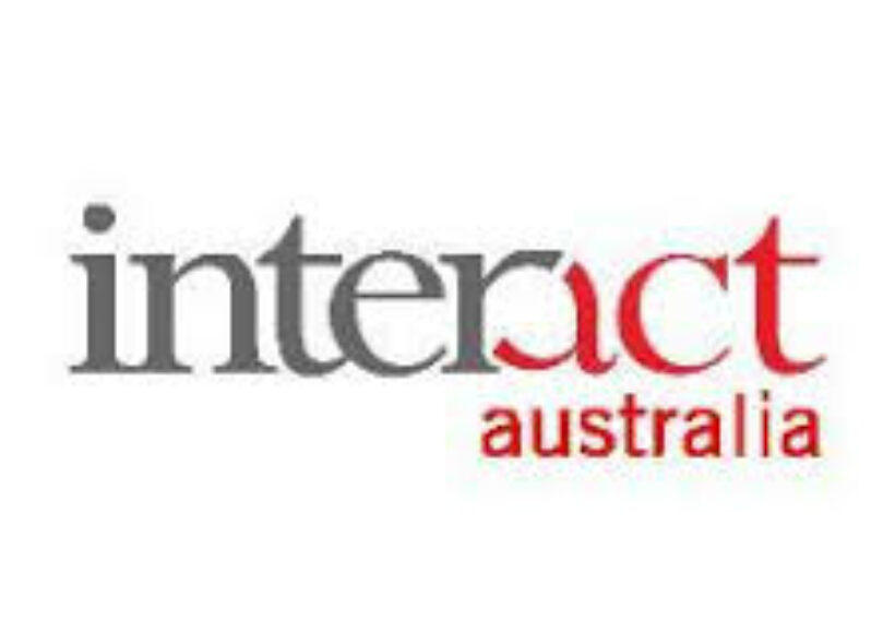 Interact Australia logo
