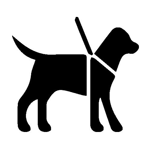 Guide Dog Symbol
