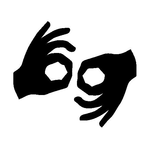 Auslan Symbol
