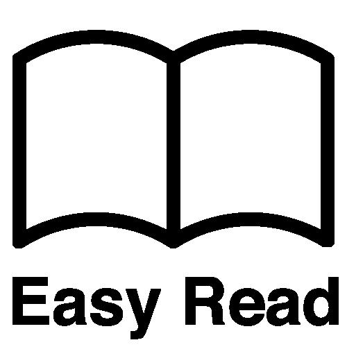 Easy Read Symbol