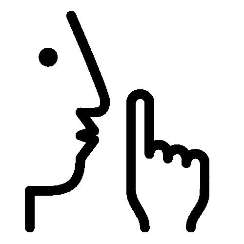 Quiet Space Symbol