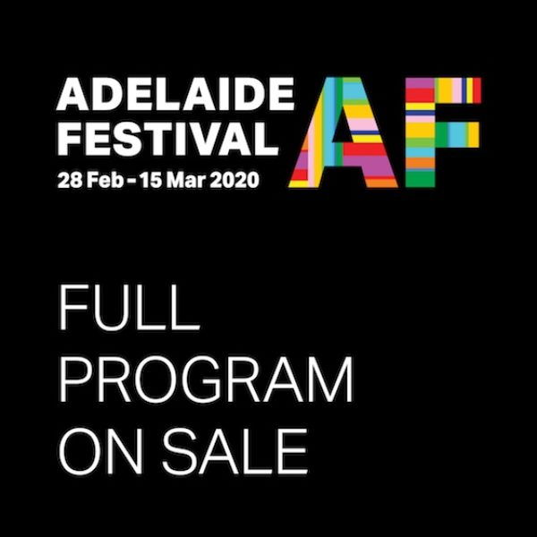 Adelaide Festival Full Program on Sale