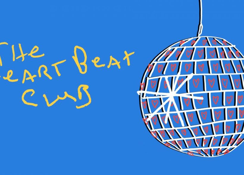 The Heart Beat Club and mirror ball