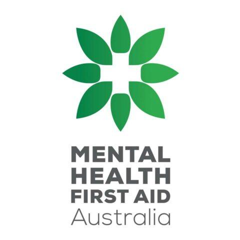 Mental Health First Aid Australia Logo