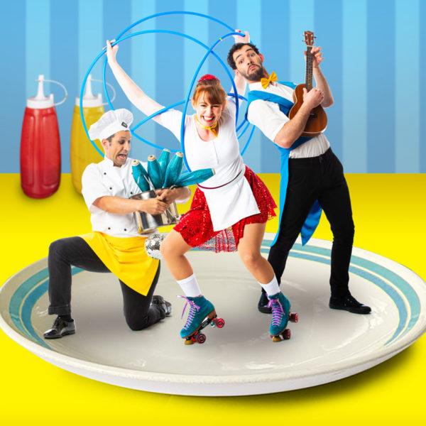 Petit Circus: Bon Appetit img